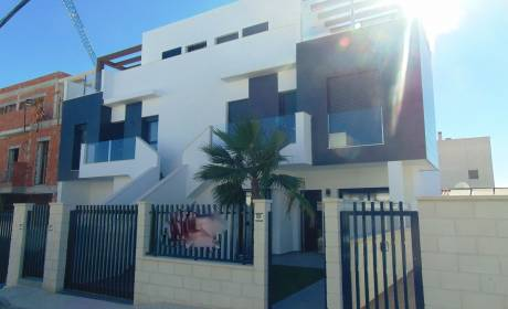 Bungalow - New Build - Orihuela Costa - Campoamor
