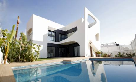 Villa - New Build - Ciudad Quesada - Lo Pepin