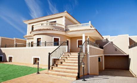 Villa - New Build - Torrevieja - Los Balcones