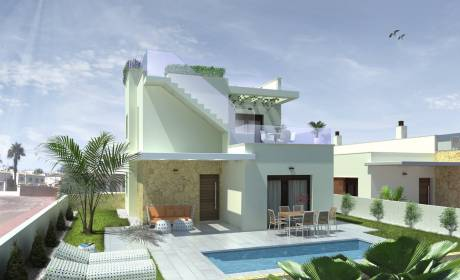 Villa - New Build - Ciudad Quesada - Pueblo Bravo