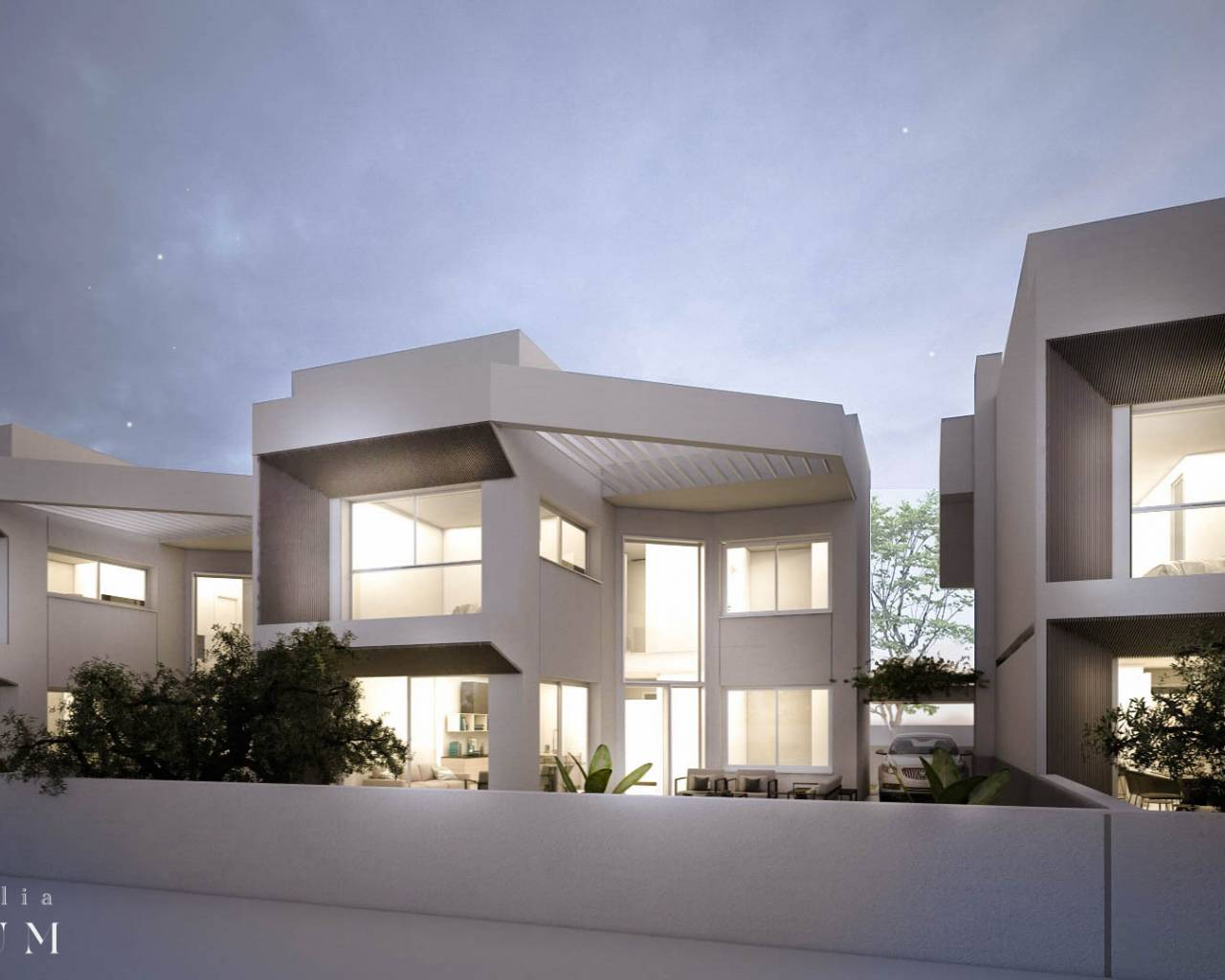 New Build - Villa - Torrevieja - Torrevieja Town Centre