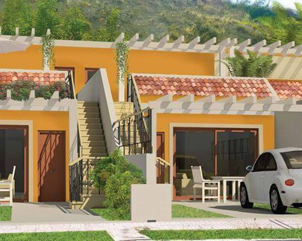 New Build - Townhouse - Ciudad Quesada - La Marquesa Golf