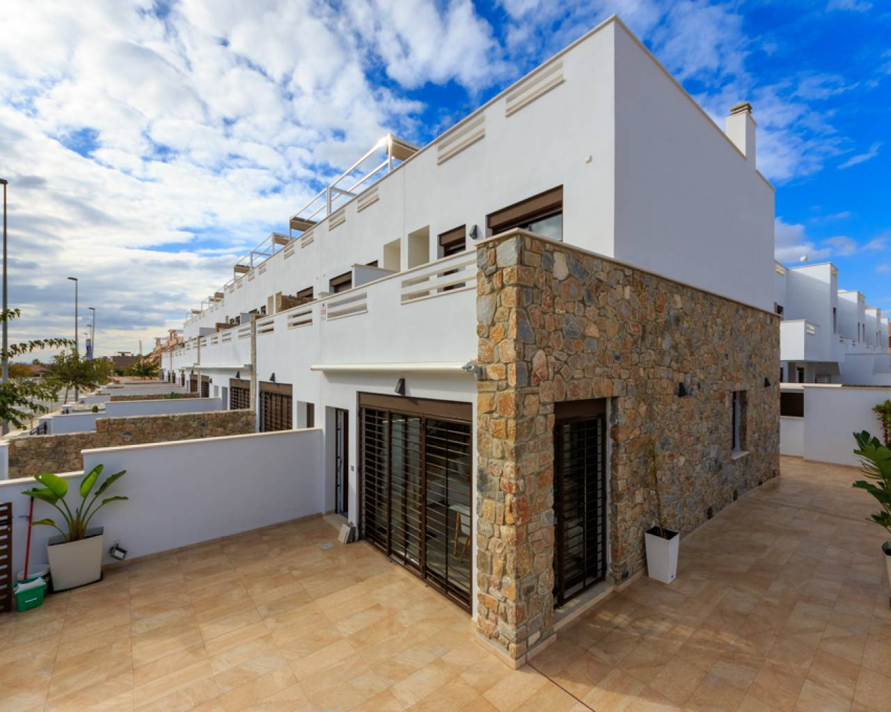 New Build - Townhouse - Torrevieja - La Torreta Florida