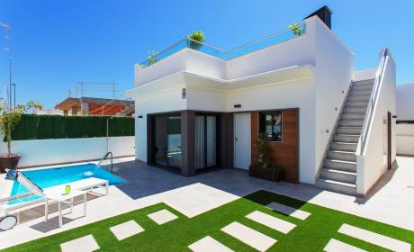 Villa - New Build - Los Alcazares - Roda