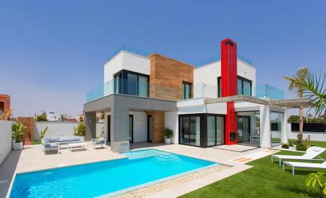 Villa - New Build - Los Alcazares - Serena Golf and Beach Resort