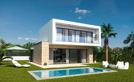 Villa - New Build - Los Alcazares - Roda Golf