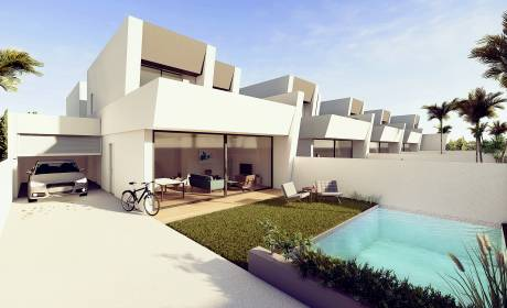 Villa - New Build - San Pedro del Pinatar - Lo Pagan