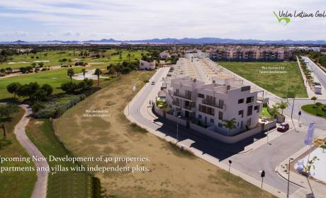 Apartment - New Build - Los Alcazares - Roda Golf
