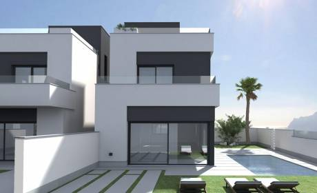 Villa - New Build - Orihuela Costa - Los Dolses