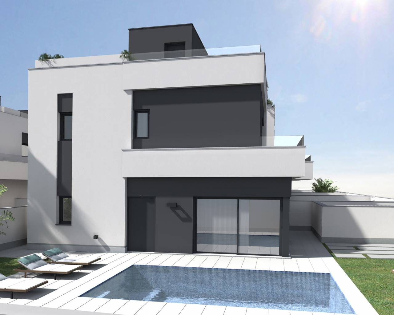 New Build - Villa - Orihuela Costa - Los Dolses