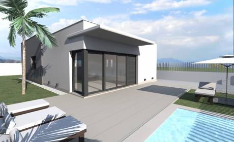 Villa - New Build - Ciudad Quesada - Lo Marabu