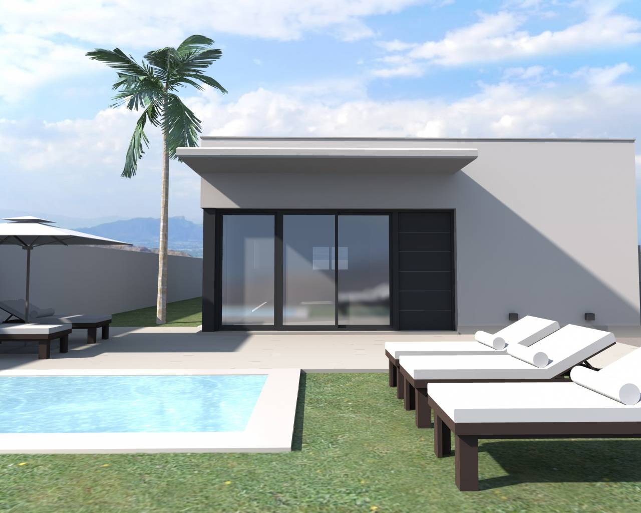 New Build - Villa - Ciudad Quesada - Lo Marabu
