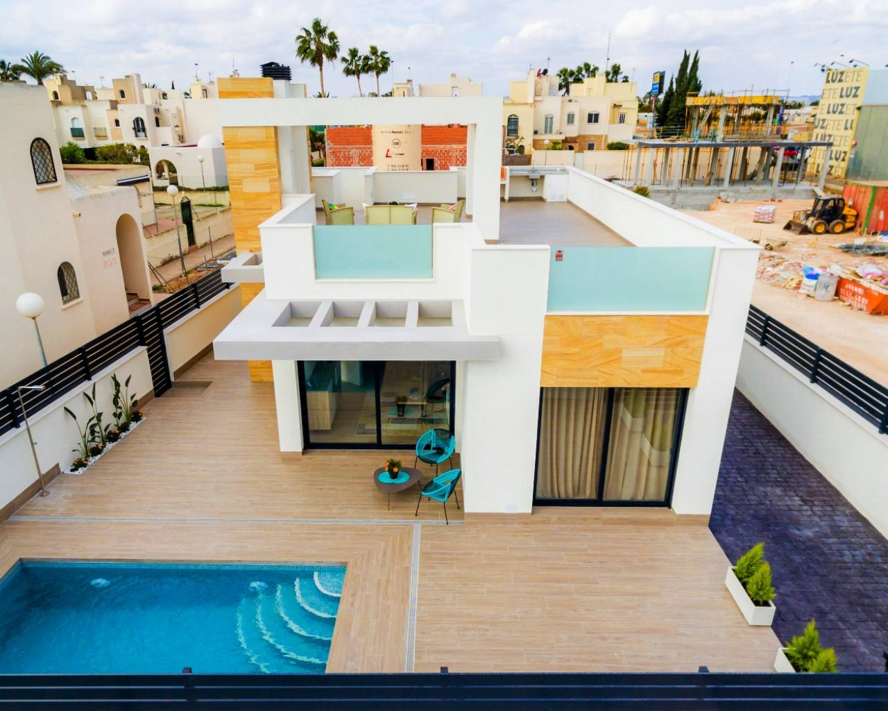 New Build - Villa - Torrevieja - Jardin del Mar