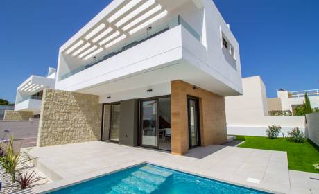 Villa - New Build - Pilar de la Horadada - Mil Palmeras