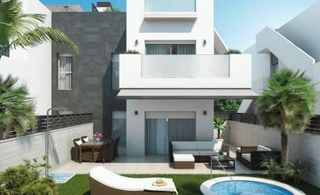 Bungalow - New Build - Ciudad Quesada - Lo Marabu