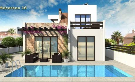 Villa - New Build - Ciudad Quesada - La Marquesa Golf